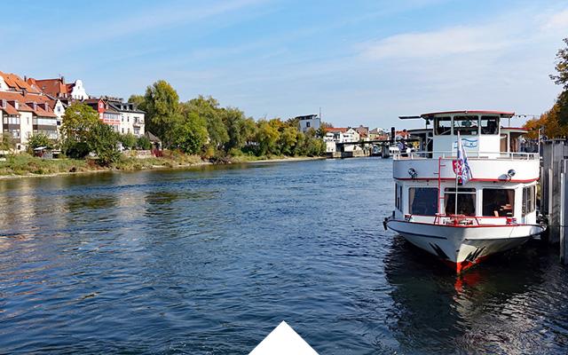 Flusskreuzfahrten Schiff