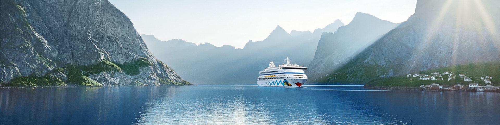 AIDAaura_Norwegen