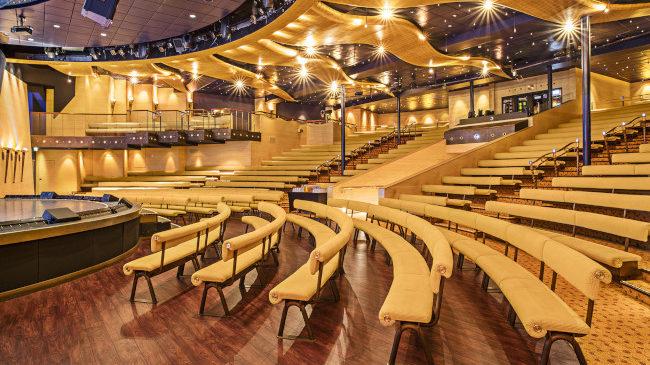 AIDAaura_Theater