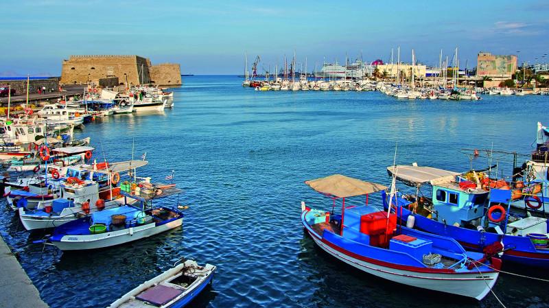 AIDA Mittelmeer Kreta