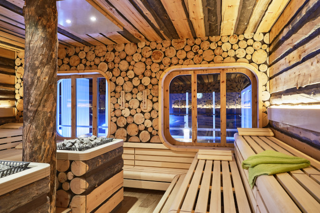 AIDAsol finnische Sauna