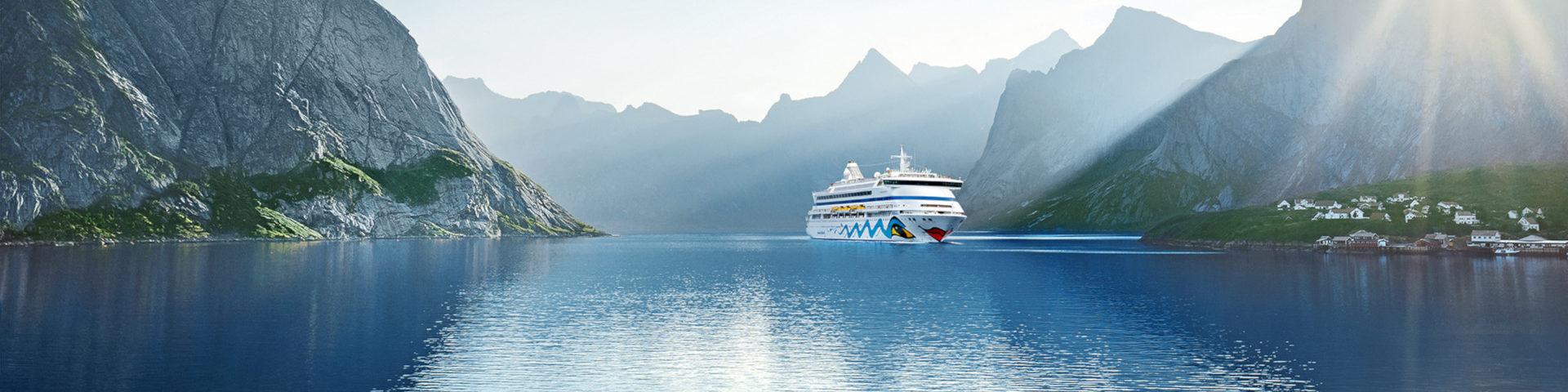 AIDAstella Norwegen