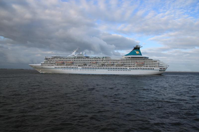 MS Artania Bremerhaven