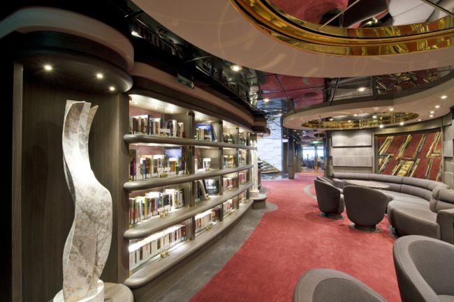 MSC Divina Bibliothek