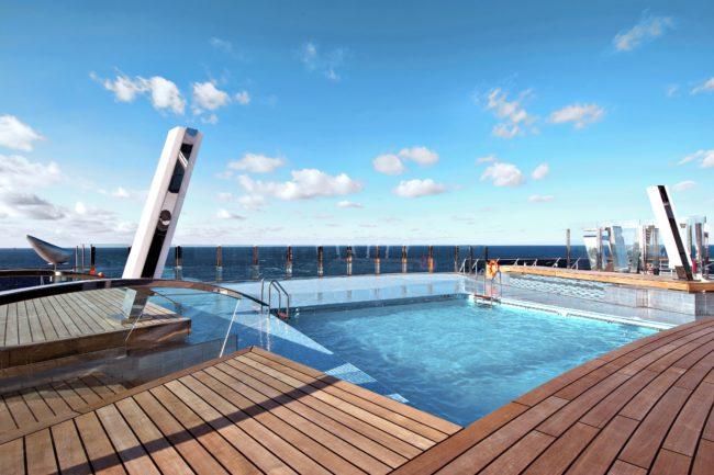 MSC Divina Pool