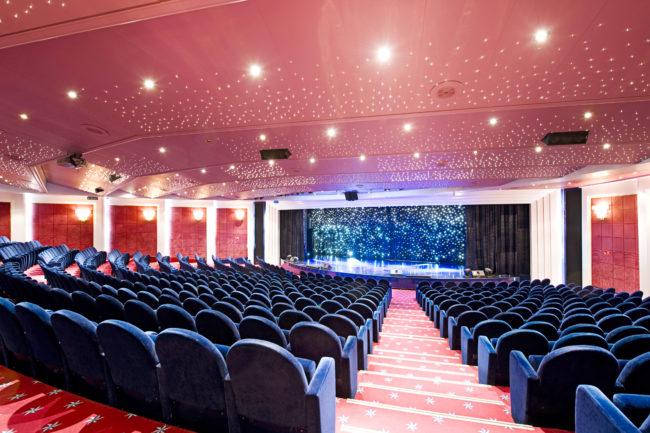MSC Opera, Teatro dell'Opera