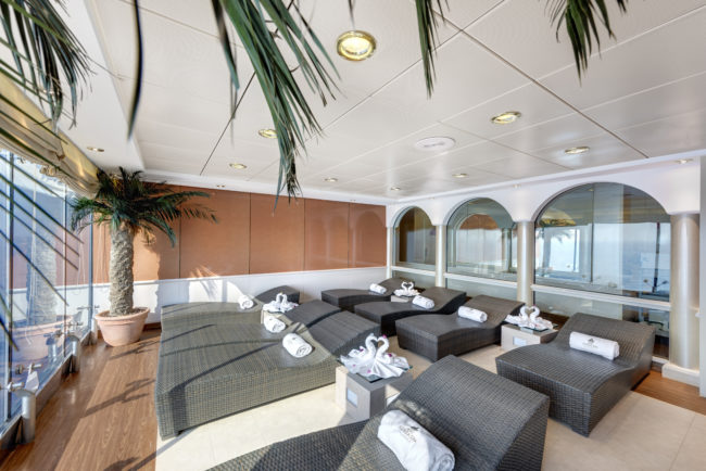 MSC Opera, Spa - Relaxation room