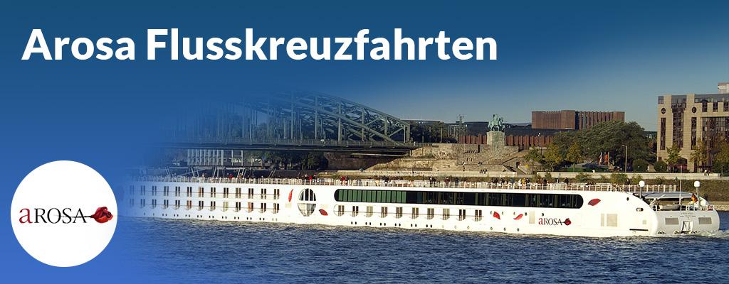 Arosa Schiff auf Rhein